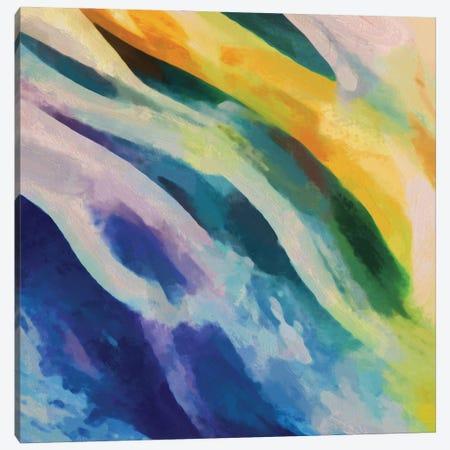 Meeting Of Waters Canvas Print #AEZ303} by Angel Estevez Canvas Artwork