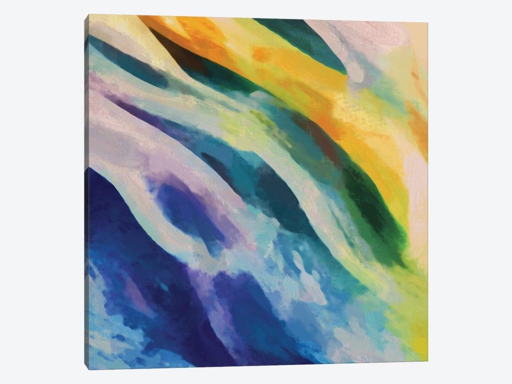 Meeting Of Waters by Angel Estevez 1-piece Canvas Wall Art