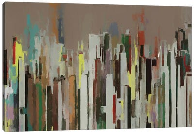 Metropolis II Canvas Art Print