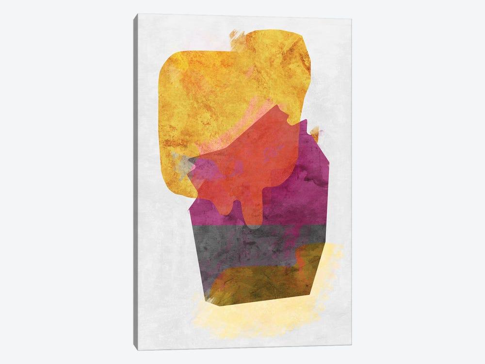 Mixing Paints by Angel Estevez 1-piece Canvas Art Print