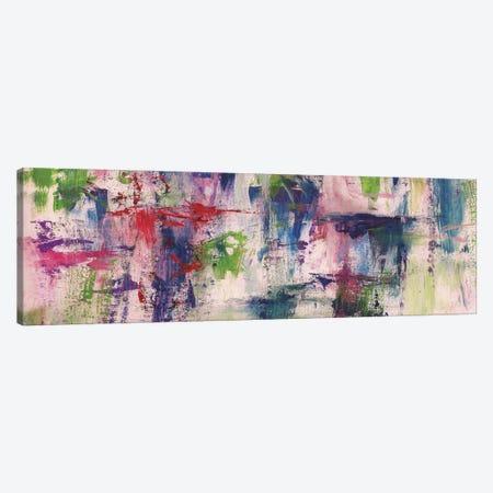 Random Brush Strokes Canvas Print #AEZ309} by Angel Estevez Canvas Artwork