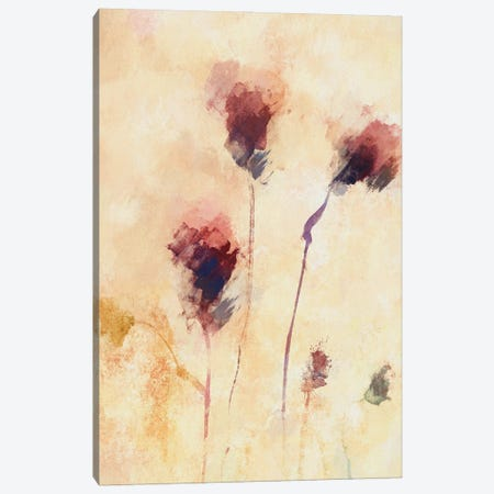 Deconstructed Flowers Canvas Print #AEZ314} by Angel Estevez Canvas Wall Art
