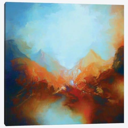 Mountainous Scenery Canvas Print #AEZ315} by Angel Estevez Canvas Wall Art