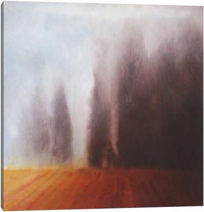 Rising Forms Canvas Art Print