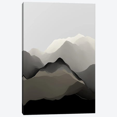 Beautiful Mountains XI Canvas Print #AEZ318} by Angel Estevez Art Print