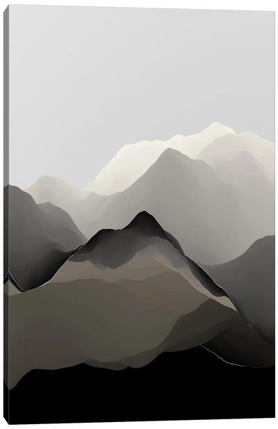 Beautiful Mountains XI Canvas Art Print