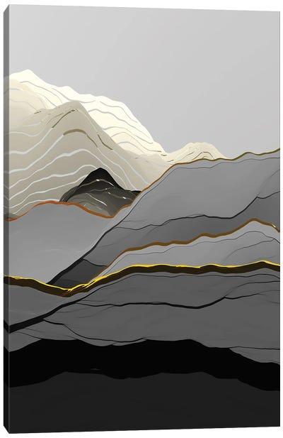 Beautiful Mountains XII Canvas Art Print