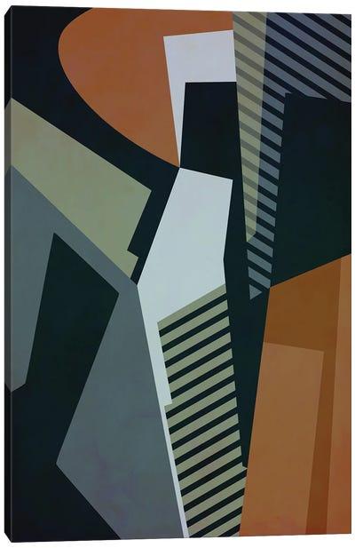 Buildings Canvas Art Print