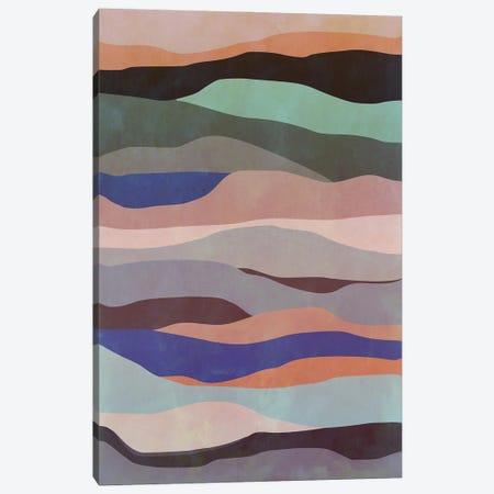 Colorful Mountains IV Canvas Print #AEZ330} by Angel Estevez Canvas Art Print