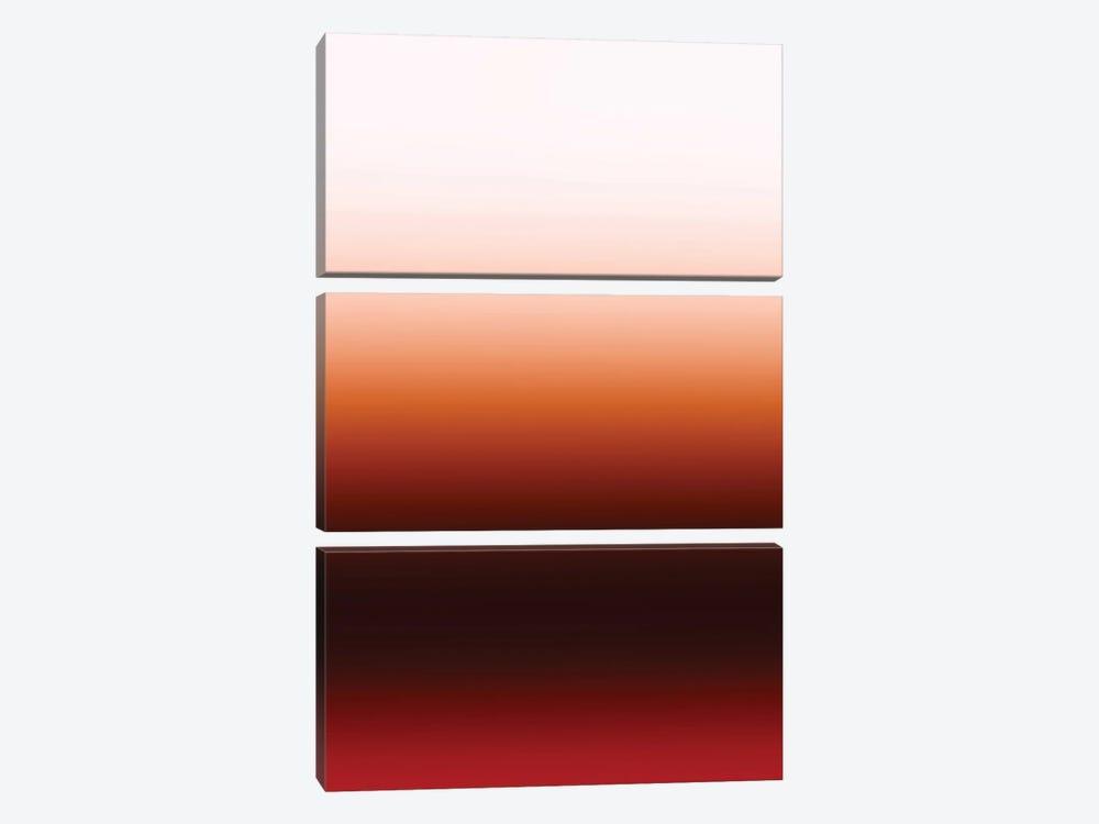 Colors Of The Evening IV by Angel Estevez 3-piece Canvas Artwork