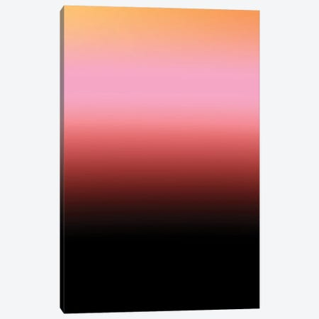 Colors Of The Evening V Canvas Print #AEZ337} by Angel Estevez Canvas Wall Art