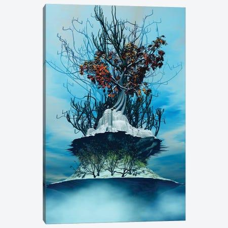 On The Top Of The Top Canvas Print #AEZ36} by Angel Estevez Art Print
