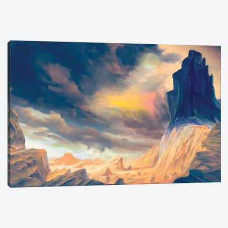 Oniric Landscape Canvas Print #AEZ37} by Angel Estevez Art Print