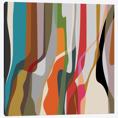 Sinuous Shapes III Canvas Print #AEZ382} by Angel Estevez Canvas Artwork