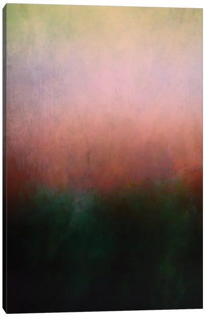 Twilight Colors Canvas Art Print