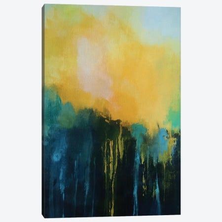 Waterfall Canvas Print #AEZ394} by Angel Estevez Canvas Artwork