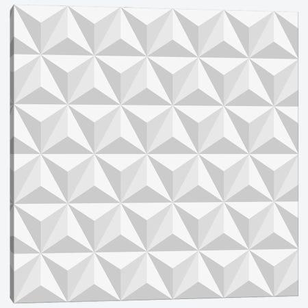 3D Geometric Pattern Canvas Print #AEZ395} by Angel Estevez Canvas Artwork
