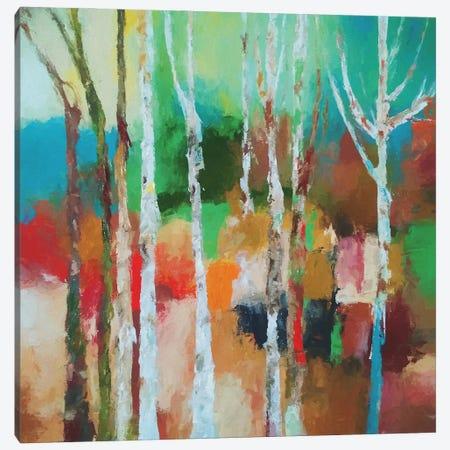 Autumnal Grove Canvas Print #AEZ396} by Angel Estevez Canvas Wall Art