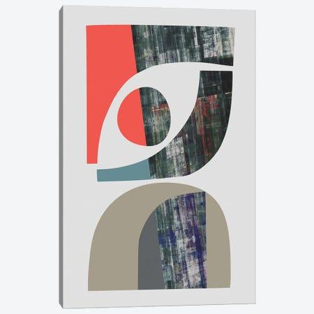 Minimal With Texture Canvas Print #AEZ402} by Angel Estevez Canvas Print