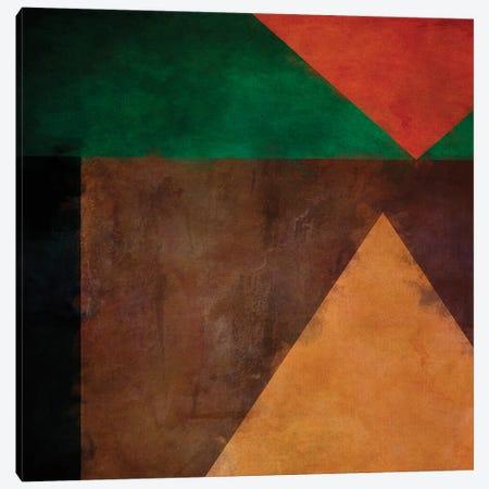 Textured Geometric Pattern III Canvas Print #AEZ412} by Angel Estevez Canvas Art