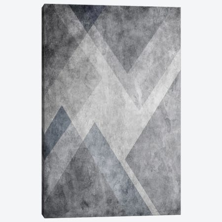 Geometric Pattern with Triangles II Canvas Print #AEZ423} by Angel Estevez Canvas Art Print