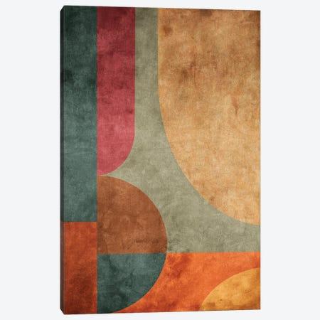 Textured Geometric Pattern V Canvas Print #AEZ435} by Angel Estevez Canvas Print