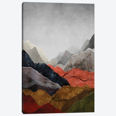 Beautiful Mountains XVI Canvas Print #AEZ445} by Angel Estevez Canvas Wall Art