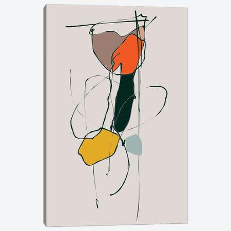 Homage to Miró Canvas Print #AEZ466} by Angel Estevez Canvas Artwork