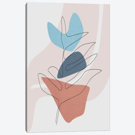 Minimal Pattern Canvas Print #AEZ470} by Angel Estevez Canvas Wall Art