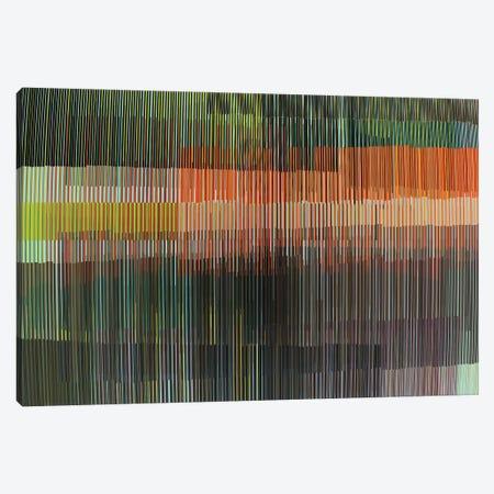 Multiple Colored Lines IV Canvas Print #AEZ476} by Angel Estevez Canvas Art Print