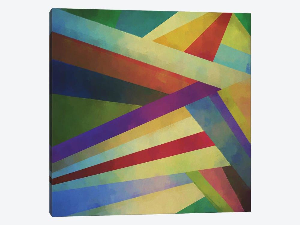 Transversal II by Angel Estevez 1-piece Canvas Art