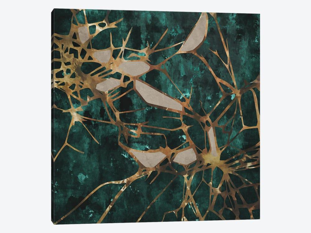 Twigs and Leaves by Angel Estevez 1-piece Art Print