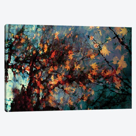 Autumn Colors I Canvas Print #AEZ4} by Angel Estevez Canvas Art Print