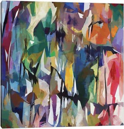 Autumnal Colors Canvas Art Print