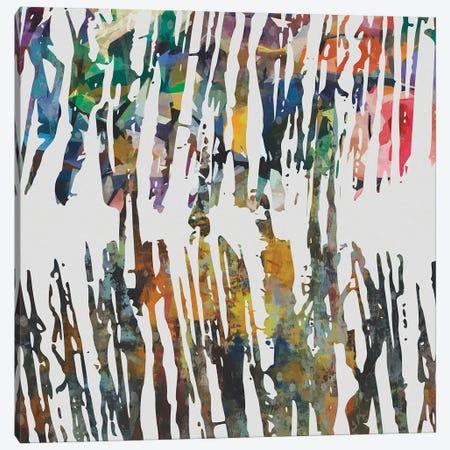 Colorful Doodles II Canvas Print #AEZ511} by Angel Estevez Canvas Art Print