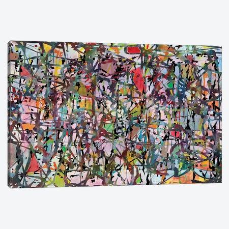 Pollock Wink XII Canvas Print #AEZ512} by Angel Estevez Art Print