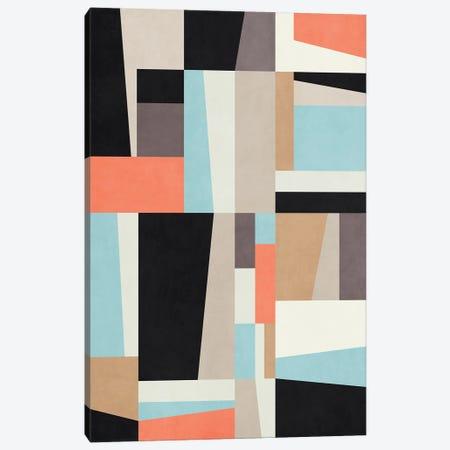 Geometric Pattern VII Canvas Print #AEZ541} by Angel Estevez Canvas Wall Art