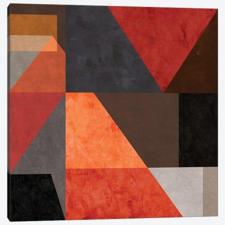 Geometric Pattern IX Canvas Print #AEZ543} by Angel Estevez Canvas Wall Art