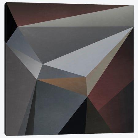 Interconnected Triangles XV Canvas Print #AEZ559} by Angel Estevez Canvas Art Print