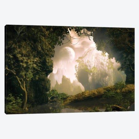 Sweet Strange Place Canvas Print #AEZ56} by Angel Estevez Canvas Print