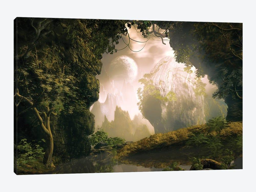 Sweet Strange Place by Angel Estevez 1-piece Canvas Artwork