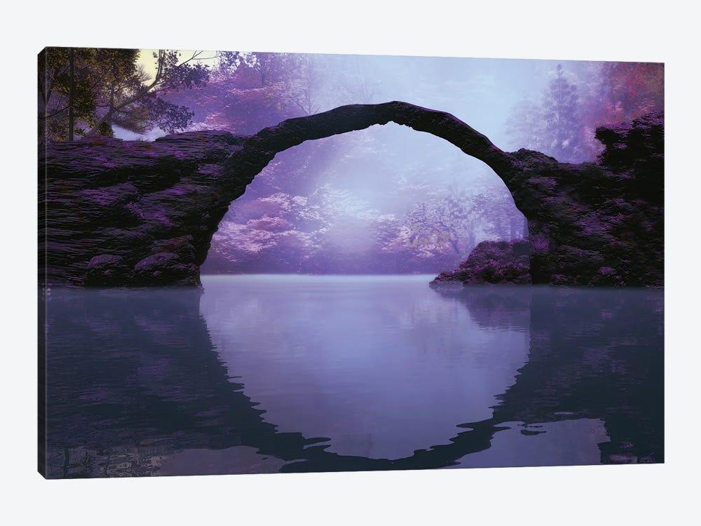 The Bridge by Angel Estevez 1-piece Art Print