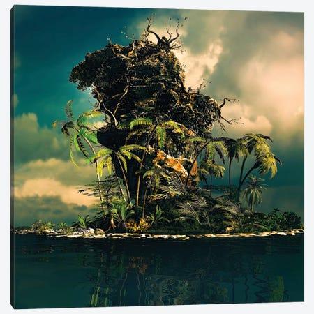 The Island Canvas Print #AEZ58} by Angel Estevez Canvas Wall Art