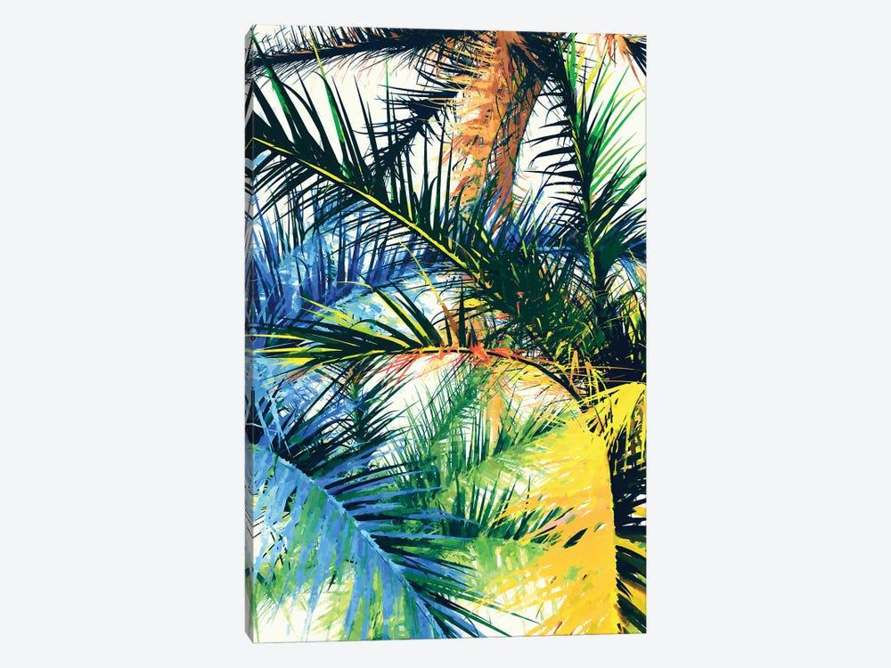 Tropical Foliage by Angel Estevez 1-piece Canvas Art Print