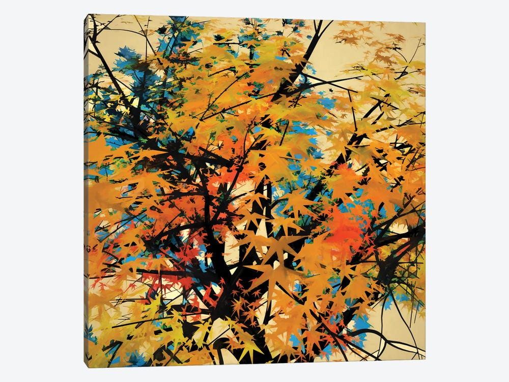 Autumn Colors II by Angel Estevez 1-piece Canvas Wall Art