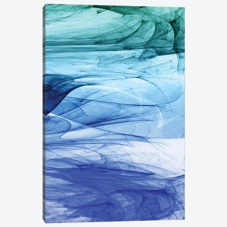Colors Of The Sea Canvas Print #AEZ66} by Angel Estevez Canvas Art