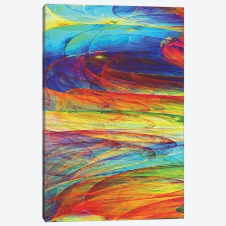 Ink Fluid Canvas Print #AEZ71} by Angel Estevez Canvas Wall Art
