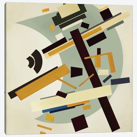 Dancing Forms Canvas Print #AEZ83} by Angel Estevez Canvas Art Print