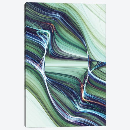 Interwoven And Winding II Canvas Print #AEZ93} by Angel Estevez Canvas Art