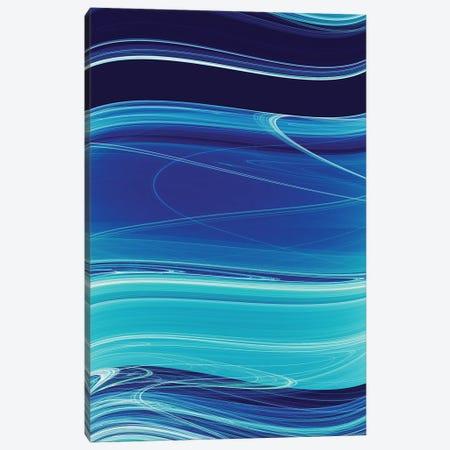 Colors Of The Sea Ii Canvas Print #AEZ94} by Angel Estevez Canvas Print